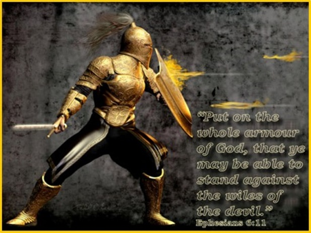 Image result for the full armor of God